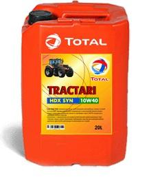 Total TRACTAGRI HDX SYN 10W40